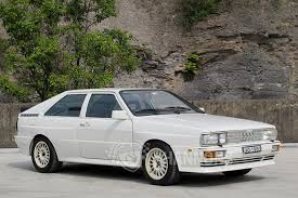 first audi quattro audi ur quattro turbo coupe auctions lot 8 shannons