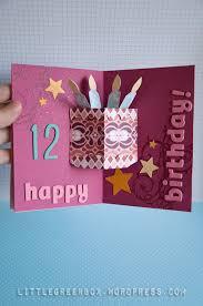 nitzan u0027s birthday pop up card purpose birthdays and cards