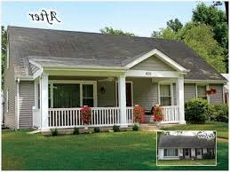 20 home exterior makeover before and after ideas home wooden patio cover plans inviting 20 home exterior makeover