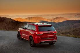 jeep compass tent talking trackhawk with a jeep srt engineer motor trend