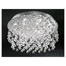 crystal chandelier light kit for ceiling fan crystal ceiling light baby exit com