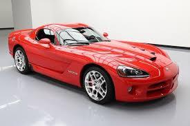 dodge viper 2008 for sale 2008 dodge viper srt 10 600hp 8 4l v10 xenons a c 8k mi 200798