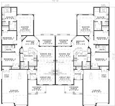 multi family house plans haldimann multi family home plan 055d 0381 house plans and more