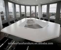 Modern Boardroom Tables Western Stylish And Comfortable Modern Boardroom Table Design