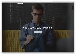Best Template For Resume 15 Best Html5 Vcard And Resume Templates For Your Personal Online