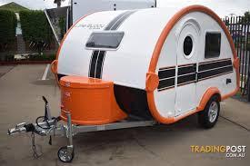 Retro Teardrop Camper 2017 Roma Little Buddy Retro Teardrop Camper For Sale In West
