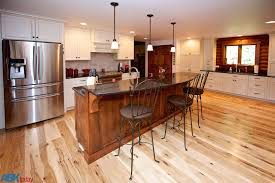 Two Tone Kitchen Cabinet Doors Kitchen Modern Simple Maple L Kitchen Cabinet Remodeling Ideas