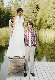 Backyard Wedding Dress Ideas Montana Backyard Wedding Katch Kory 100 Layer Cake