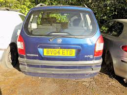 vauxhall zafira 2004 the world u0027s most recently posted photos of vauxhall and zafira