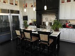 white kitchen with black island white kitchen cabinets with island white kitchen cabinets