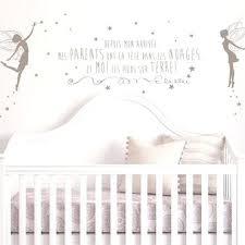 stickers chambre bébé nounours stickers chambre bebe sticker chambre enfant et bacbac a depuis mon
