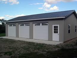 3 car metal garage apartments 3 car metal garage buildings