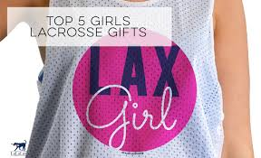the top 5 lacrosse team gifts