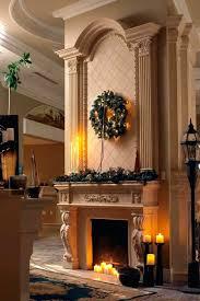 gas fireplace design ideas flat screen tv indoor designs pictures