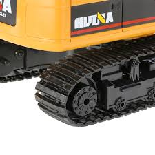 hui na toys 2 4ghz 15ch engineering electric excavator