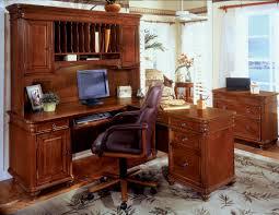 furniture modern l shaped computer desk with hutch beautiful