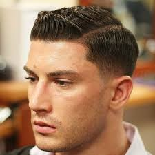short natural tapered low hairstyles with a part 51 best hairstyles for men in 2018