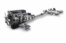 integrated detroit powertrain demand detroit freightliner trucks