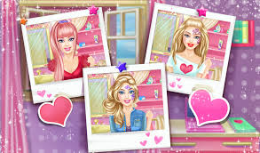 pink makeover game girls android apps google play