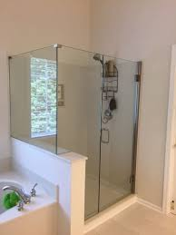 Corner Shower Glass Doors Atlanta Frameless Shower Doors Premier Shower Door Mirrors