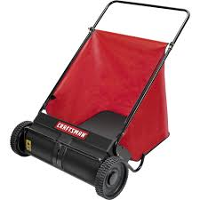 craftsman 71 240361 7 cu ft push lawn sweeper sears outlet