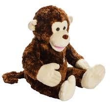 Novelty Door Stops by Parker The Monkey Talking Educational Learning Tool Bluebee Pals