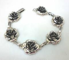 rose link bracelet images 214 best danecraft silver jewelry images silver jpg