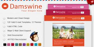 damswine e mail template damswine e mail template is a modern