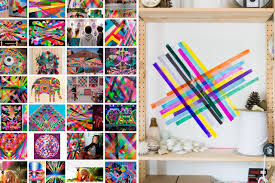 Diy Modern Home Decor by How To Bring Diy Urban Inspired Art Into Your Decor Design Milk