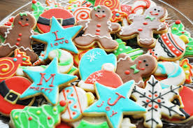 christmas sugar cookies u2013 happy holidays
