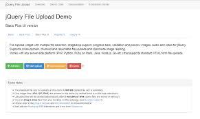 cara membuat form upload file dengan php cara install plugin jquery file upload dan langkahnya
