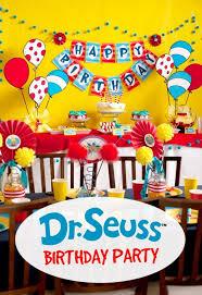 1st birthday boy themes best 25 dr seuss birthday party ideas on dr seuss