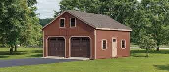 A Frame Home Painted A Frame 2 Story Modular Garage Backyard Escapes