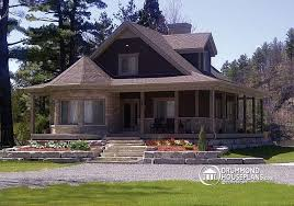 country cottage house plans with porches house plan w3506 detail from drummondhouseplans