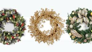 artificial christmas wreaths 10 best christmas wreaths for the front door in 2017 artificial
