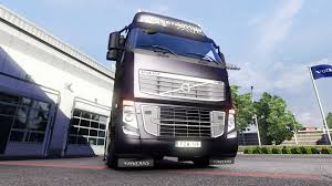 2015 volvo truck lights and mud flaps at volvo for euro truck simulator 2