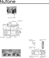 page 7 of nutone intercom system nm100wh user guide