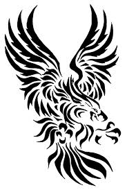 eagle tattoo drawing 1000 images about tattoos on pinterest tribal