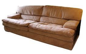 roche bobois paris il teatro straight arm sofa chairish