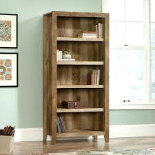 Sauder 3 Shelf Bookcase Cherry Edge Water Estate Black In 5 Shelf Bookcase Bookcase Sauder White