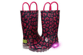 light up rain boots brighten the dreariest of days with light up rain boots for kids