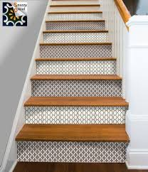 kitchen bathroom wall stair riser tile decals by snazzydecals