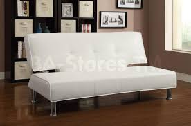 White Sofa Bed Modern Sofa Bed Leather Sofa Bed Living Room Home Furnishings