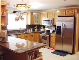 kitchen remodel ideas with oak cabinets oak kitchen colors ideas zach hooper photo simple and creative