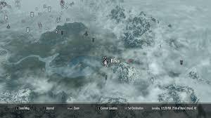 Elder Scrolls World Map by Image Tumbledown Tower Riften Outskirts Map Jpg Elder Scrolls