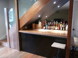 Designing Stairs 21 Genius Design Ideas For The Space Under Your Stairs Bar Bar