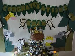 baby shower food ideas baby shower decoration ideas jungle theme