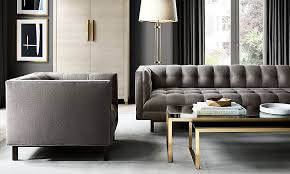 Restoration Hardware Living Rooms Design Tips For Rooms With Grey Walls