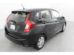 2016 honda fit trims northwest honda