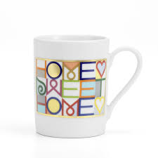 home sweet home coffee mug by vitra